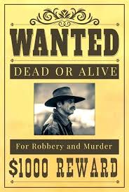 Make A Wanted Poster Free Online Create A Wanted Poster Template Artpromer Me