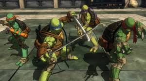 Teenage Mutant Ninja Turtles Games ...