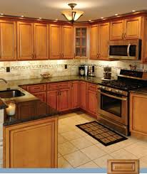 Granite With Cream Cabinets Kitchen Room 2017 Backsplashes For Black Granite Countertops