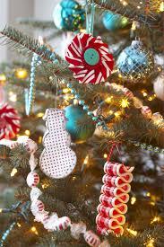 creative homemade christmas decorations. 52 Homemade Christmas Ornaments - DIY Handmade Holiday Tree Ornament Craft Ideas Creative Decorations N