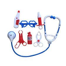 <b>7pcs/set Kids</b> Play Doctor Game Toy Children Simulation Hospital ...