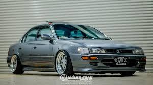 Clean! #corolla #AE101 #lowlifestyle | Mi Toyota | Pinterest ...