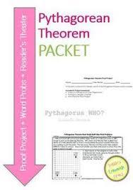 Pythagorean Theorem Worksheet & Task Cards - Real World Applications ...