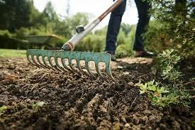 common gardening tools with names and