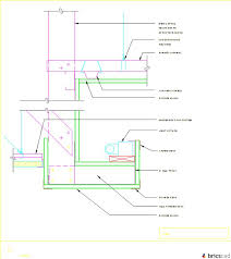 coved ceiling lighting. bd ceiling soffit w light cove aia cad details coved lighting a