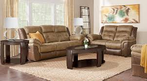 white sitting room furniture. Shop Now. Montiglio Brown 5 Pc Living Room With Reclining Sofa White Sitting Room Furniture