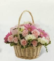 peaceful goodbye basket