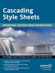 Web Design Separating Content Cascading Style Sheets Separating Content From Presentation