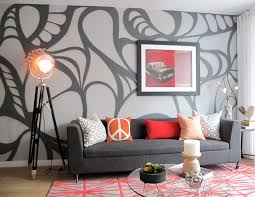 Small Picture Revamp your Living Room With a Wall Mural My Colortopia