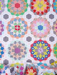 Red Pepper Quilts: Mandolin Quilt - Tales of Cloth Quilt Club 2018 ... & English Paper Pieced - Mandolin Quilt | Design by Tales of Cloth | Pieced  by Rita Adamdwight.com