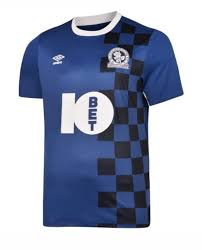 To install this kit you must to extract the kits at the dataplayer extures. Umbro 2019 20 Blackburn Rovers Third Kit The Kitman