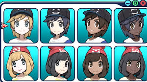 Pokémon Sun And Moon' Customization Guide: Your List Of Alola's Hottest  Apparel (And Hairstyles)