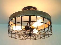 reclaimed industrial lighting. Reclaimed Industrial Lighting Light Chandelier N