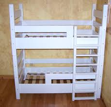 crib size bunk bed around the house Pinterest