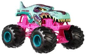 Купить <b>Монстр</b>-<b>трак Hot Wheels</b> Monster Trucks Zombie Wrex ...