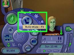 image titled delete walls in sims 2 step 1