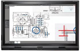 smart sbid8084i g4 smp interactive lcd led touchboards 8084icollaborating the smart board