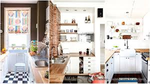 Beautiful Kitchens Designs 19 Beautiful Showcases Of U Shaped Kitchen Designs For Small Homes