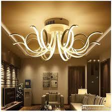 led bedroom light fixtures modern led living room ceiling lights bedroom acrylic lamp lamp ceiling lamps