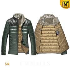 mens quilted leather jackets
