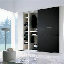 aries closet door black csd 57