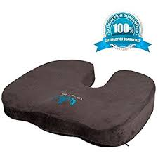 cooling office chair. Soft\u0026Care Premium Orthopedic Seat Cushion \u0026 Coccyx With Cooling Pad. Best Office Chair A