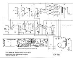 schematics carlsbro cs 60 pa amp · circuit diagram cobra 90 pg 1