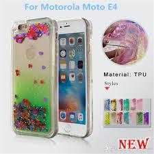 motorola e4 phone case. cool for motorola moto e4 g6 plus zte max xl n9560 quicksand rhinestone case glitter transparent liquid tpu cover custom cell phone
