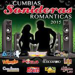 Cumbias Sonideras Romanticas 2015