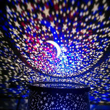 romatic star cosmos master led color changing sky starry projector lamp light