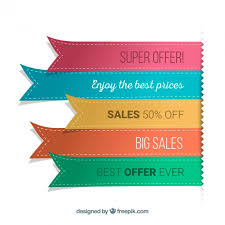 Ribbon Banners Vector Free Download