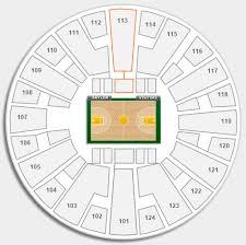 Baylor Basketball Ferrell Center Seating Chart