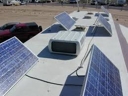 rv solar panels the rving lifestyle if