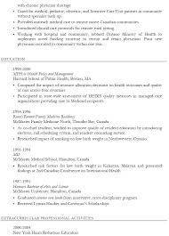 Health Care Resume Sample