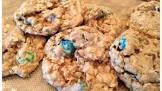 a  cookies  a k a  monster cookies or flourless cookies