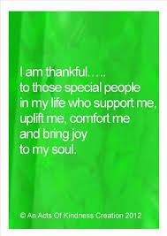 Thanksgiving Quotes For Friends Impressive I Am Thankful To Those Special People In My Life Who Support Me