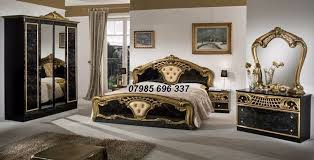 italian bed set furniture. Italian Bedroom Furniture Set | Made Bed .