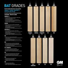 Gm Australia Gm Ben Stokes Players Edition Cricket Bat