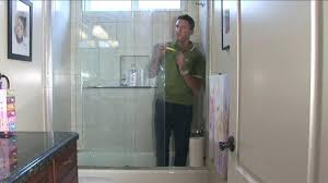 exciting best way to clean shower doors how glass cleaner for cleaning with bar keepers