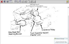 dodge ram signal lights inop on my wiring diagram graphic graphic graphic