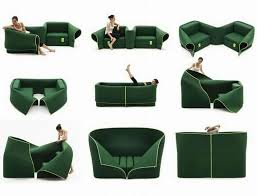 Sosia  An Innovative Sofa Design