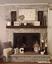 portable brick images fireplace decor ideas of mantels pictures walls wall decoration and how decorated my