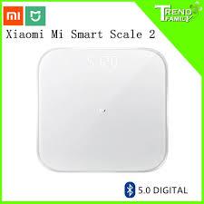 <b>Original XiaoMi Smart Weight</b> Scale 2 Bluetooth 5.0 Digital | Shopee ...