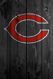 iphone 4 wallpaper wood chicago bears