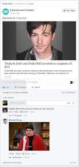 Find the newest drake bell meme meme. The Best Drake Bell Memes Memedroid