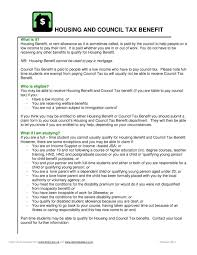 Housing Benefit Form HousingandCouncilTaxBenefit By Essex SU Issuu 8