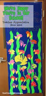 Door Chart Ideas 25 Teacher Appreciation Door Ideas Onecreativemommy Com