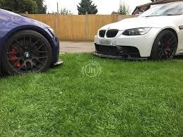 BMW Convertible bmw m3 gt4 : Carbon M3 GT4 Style lip - JH Parts