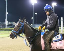 Kentucky Derby and Oaks Update: Patrona Margarita Breezes