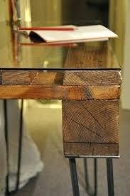 Wood desk with glass top Double Pedestal Glass Top For Desk Glass Wood Desk Brilliant Forums Modern Top Wooden For Glass And Wood Way2brainco Glass Top For Desk Spydersxinfo